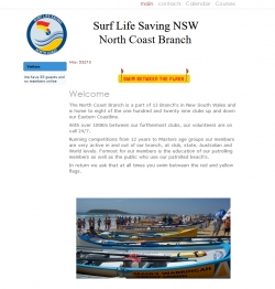 Surf Life Saving NSW North Coast Branch